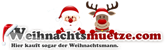 Weihnachtsmuetze.com - Hier kauft sogar der Weihnachtsmann